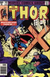 The Mighty Thor #303 Newsstand Edition