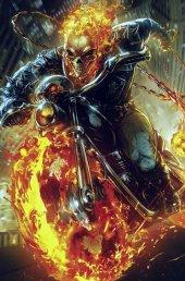 Cosmic Ghost Rider #4 Marvel Battle Lines (Maxx Lim) Variant