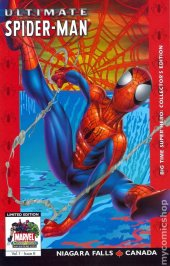 Ultimate Spider-Man #6 Niagara Falls Limited Edition