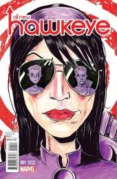 All-New Hawkeye #1 Lemire Variant