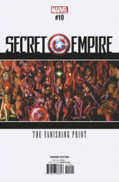 Secret Empire #10 Ross Generations Variant