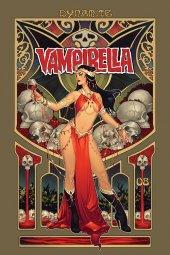 Vampirella #8 FOC Variant - Hetrick