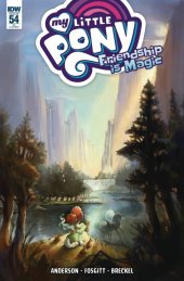 My Little Pony: Friendship Is Magic #54 1:10 Incentive Cover