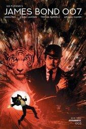 James Bond 007 #3 Cover B Tan
