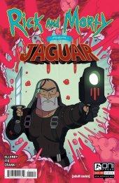 Rick And Morty Presents: Jaguar #1