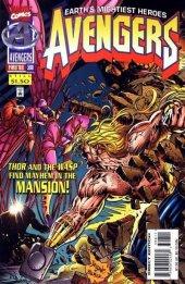 The Avengers #398