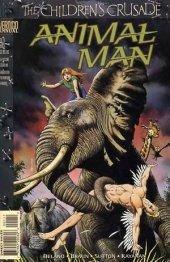 animal man annual #1