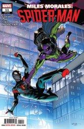 Miles Morales: Spider-Man #11 Original Cover