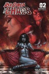 red sonja: age of chaos #2