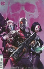 Suicide Squad #42 Variant Edition