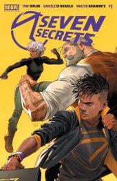 Seven Secrets #1 2nd Printing