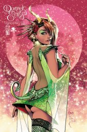 Damsels In Excess #2 Dragon Con 2014 Cover D