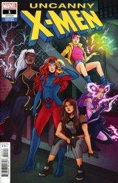 Uncanny X-Men #1 Jen Bartel Variant