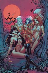 Red Sonja & Vampirella Meet Betty & Veronica #8 1:30 Braga Virgin Cover