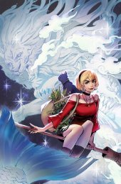 Sabrina The Teenage Witch: Something Wicked #1 TRICIA WEE WONDERIFIC EXCLUSIVE VIRGIN VARIANT EDITION