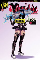 Vampblade #12 Cover F Costume Two Risque