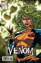 Venom #152 X-Men Trading Card Variant