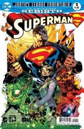 Superman #1 Justice League Essentials