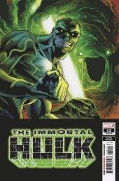 The Immortal Hulk #12 2nd Printing Bennett Variant