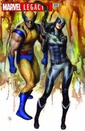 Marvel Legacy #1 Adi Granov Variant