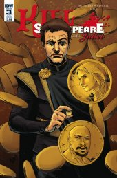 Kill Shakespeare: Past Is Prologue Juliet #3 Subscription Variant