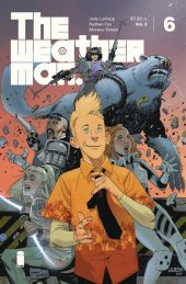 The Weatherman #6 Cover C