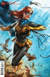 Batgirl #48 Variant Cover