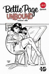 Bettie Page: Unbound #10 1:11 Incentive