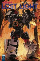 Transformers: Lost Light #14 Cover RI