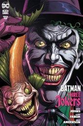 Batman: Three Jokers #1 Premium Variant Cover B Joker Fish Variant