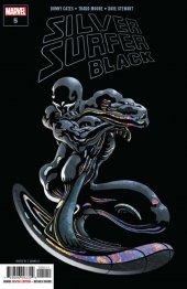 Silver Surfer: Black #5
