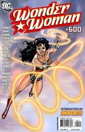 Wonder Woman #600 Original Cover