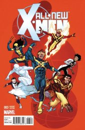 All-New X-Men #3 Ferry Variant
