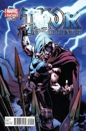 Thor: God of Thunder #20 Klein Variant