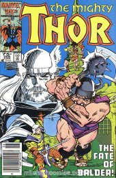 The Mighty Thor #368 Newsstand Edition