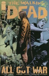 The Walking Dead #117 2nd Printing