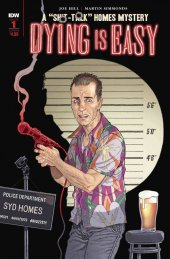 Dying is Easy #1 Cover B Rodriguez