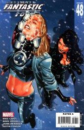Ultimate Fantastic Four #48