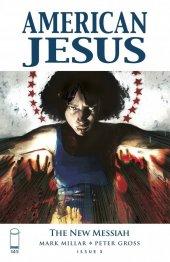 American Jesus: The New Messiah #3 Cover B Matteo Scalera