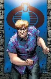 G.I. Joe: Cobra II #3 Chaykin Cover
