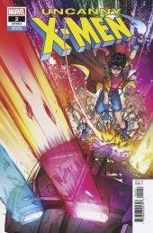 Uncanny X-Men #2 1:25 Incentive Javier Garron Variant