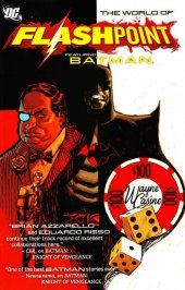 flashpoint: the world of flashpoint featuring batman tp