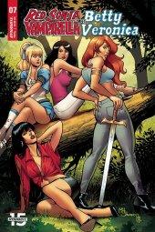 Red Sonja & Vampirella Meet Betty & Veronica #7 Cover E Sanapo