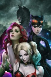 Detective Comics #1000 Artgerm Collectibles Exclusive Sirens Virgin Variant