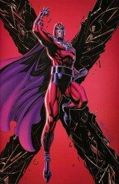X-Men: Black - Magneto #1 1:100 INCENTIVE J. SCOTT CAMPBELL VIRGIN VARIANT