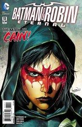 Batman & Robin Eternal #13