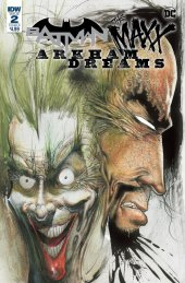 Batman / The Maxx: Arkham Dreams #2 Cover B Kieth