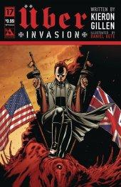 Uber Invasion #17 Vip Premium Cover
