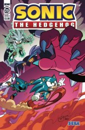 Sonic the Hedgehog #29