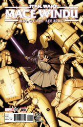 Star Wars: Jedi of the Republic - Mace Windu #1